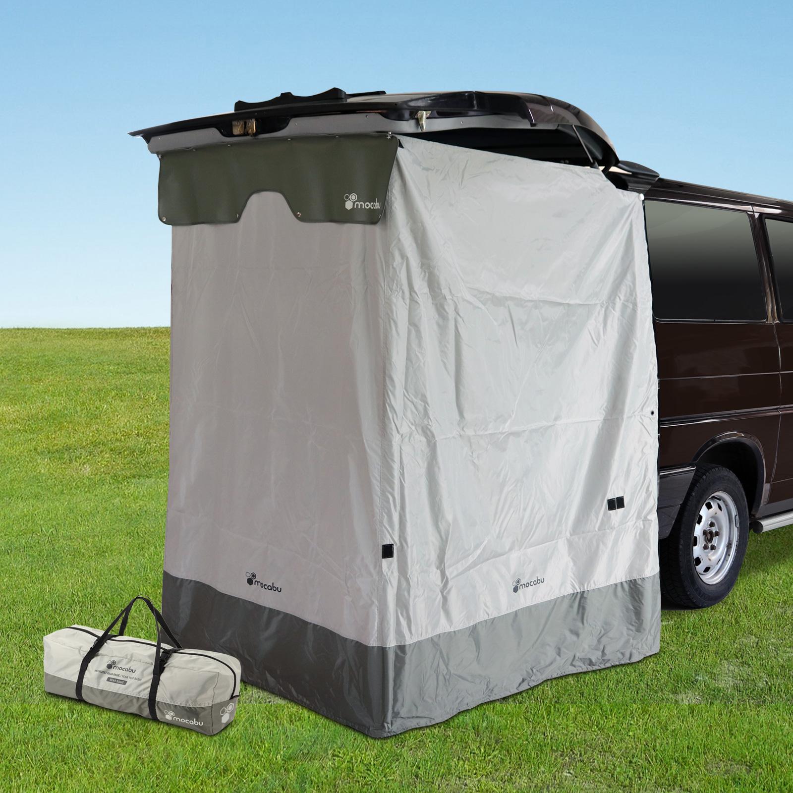 Heckzelt ohne Gestänge Reisezelt passend für VW T4 T5 T6 inkl. Befestigungskit